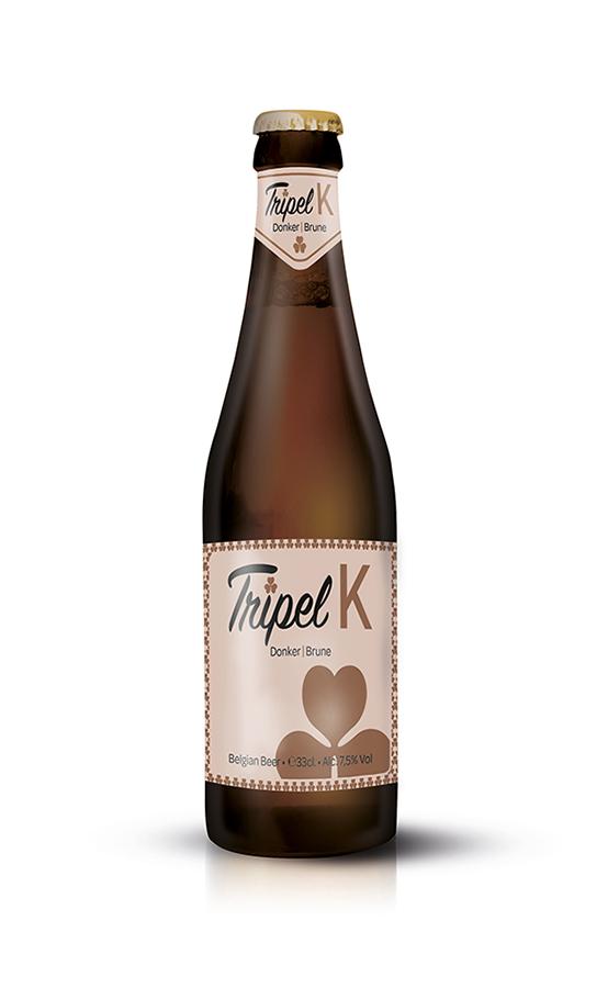 Tripel K bruin
